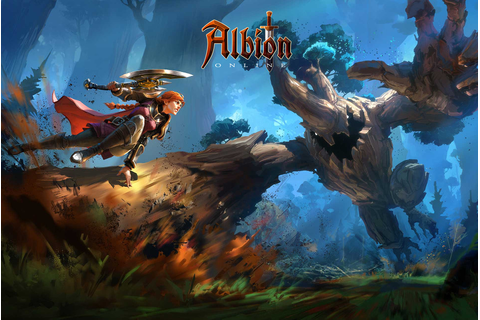 Albion Online |OT| Craft. Trade. Conquer. | NeoGAF