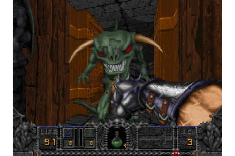 Hexen: Beyond Heretic - PC Review and Full Download | Old ...