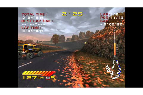 4 Wheel Thunder (DC) - Part 4 [Arcade Outdor] - YouTube