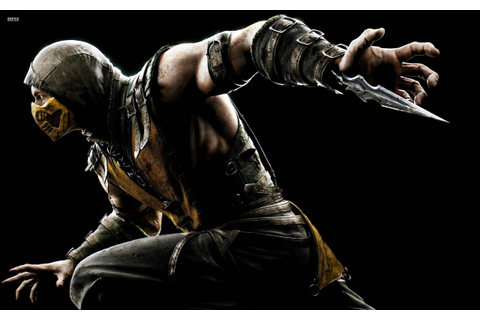 video Games, Mortal Kombat X, Mortal Kombat, Scorpion ...