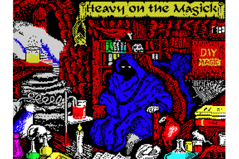 Heavy on the Magick - доколе!