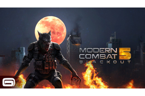 Modern Combat 5 - Autumn Update - YouTube