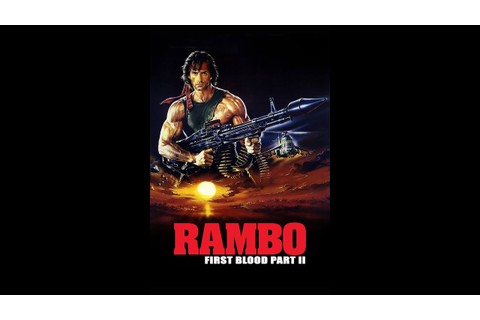 Rambo: First Blood Part II (1985) Movie Review - A ...