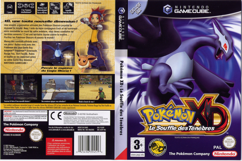 GXXP01 - Pokémon XD: Gale of Darkness