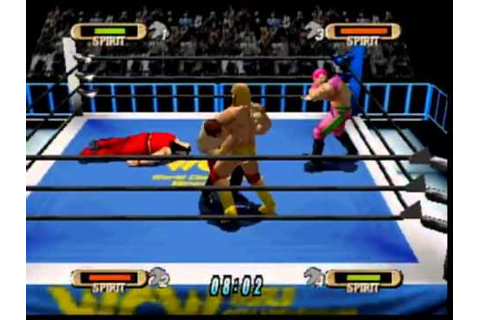 Let's Play WCW vs NWO World Tour - YouTube