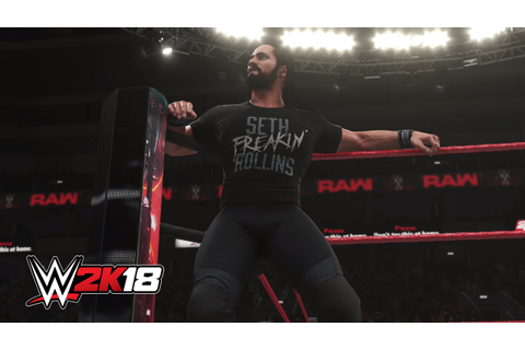 First WWE 2K18 In-Game Screenshots Show Off Incredible New ...