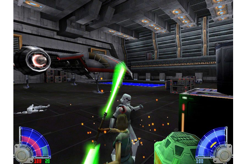 Star Wars Jedi Knight: Jedi Academy Screenshots - Video ...