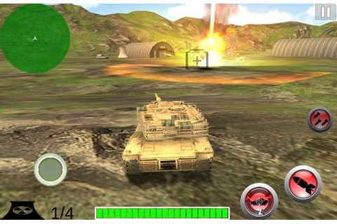 Modern battle tank: War for Android - Download APK free