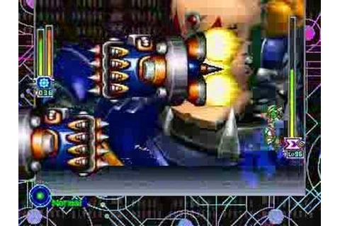 Megaman X5 Final Boss Battle (Playstation) - YouTube