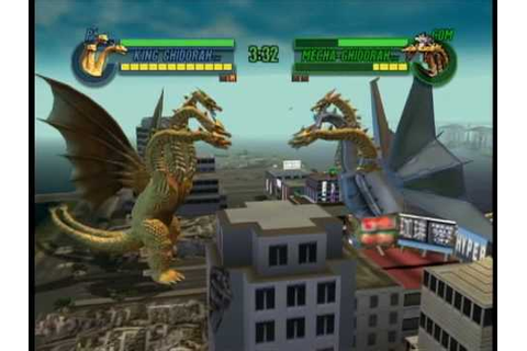 Godzilla: Save the Earth - KG vs MKG Part 2 - YouTube