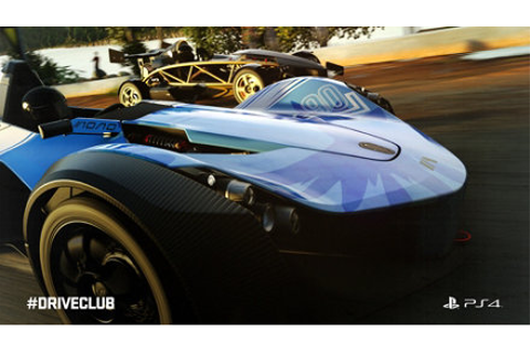 DRIVECLUB™ Game | PS4 - PlayStation