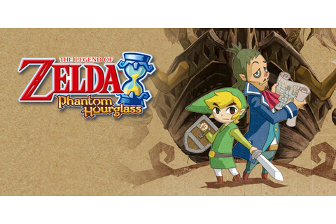 The Legend of Zelda: Phantom Hourglass | Nintendo DS ...