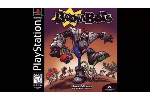 Boombots PSX Full Soundtrack (1999) - YouTube