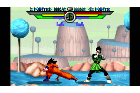 Dragon Ball Z - Taiketsu (Gameplay) - YouTube