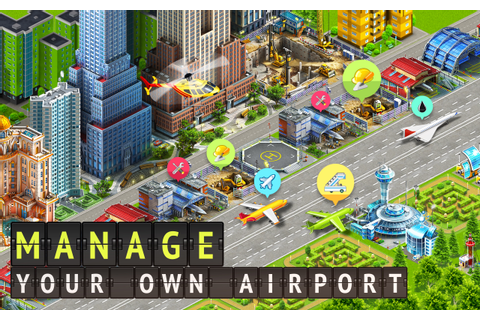 Amazon.com: Airport City: Appstore for Android