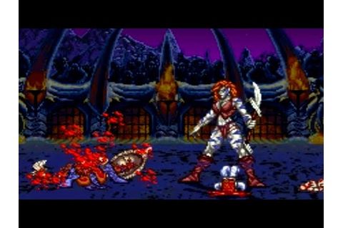 Weaponlord (SNES) Playthrough - NintendoComplete - YouTube
