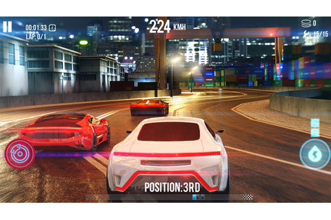 High Speed Race: Racing Need for Asphalt Speed for Android ...
