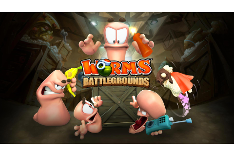 Worms Battlegrounds - Team17 Group PLC