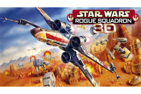 Descargar Star Wars: Rogue Squadron 3D PC Full 1 link ...