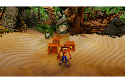 New Crash Bandicoot Trilogy Makes The Old Games Better