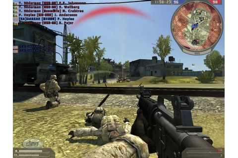Battlefield 2 Full (IDWS) | GamingDownload