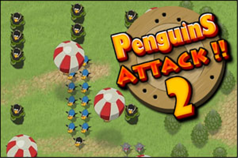 Penguins Attack 2 - Free online game on A10.com