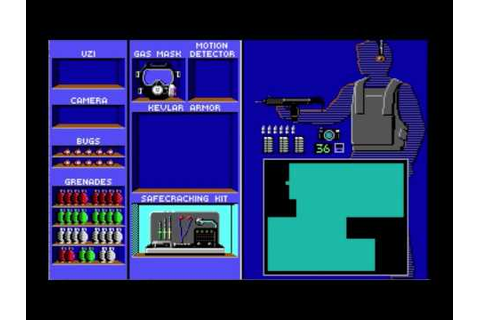 Let's Play Sid Meier's Covert Action Pt. 1 - YouTube