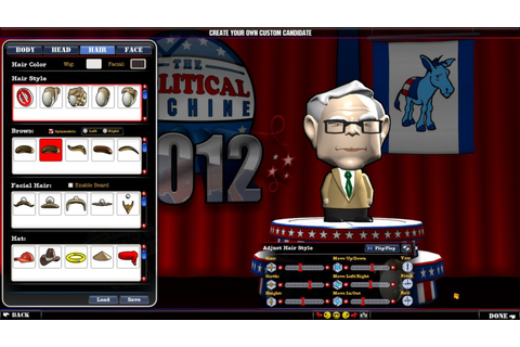 The Political Machine 2012 Free Game Download - Free PC ...