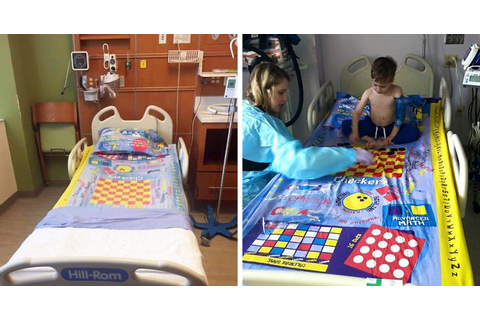 Dad Turns Board Games Into Sheets To Help Children In ...