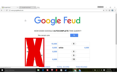 Google Feud Hack v2 - YouTube