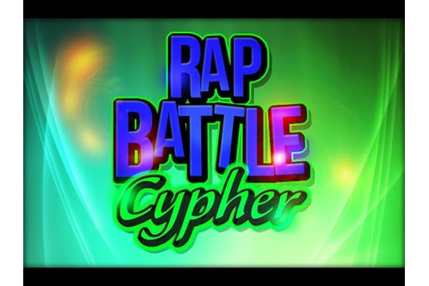 RAP BATTLE CYPHER (Rap Battles Of Video Games All-Stars ...