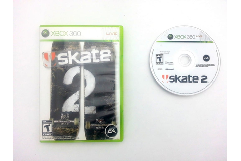 Skate 2 game for Xbox 360 | The Game Guy