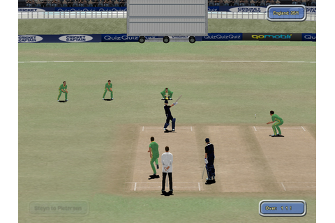 Cricket Games: International Cricket Captain 2010 - Full ...