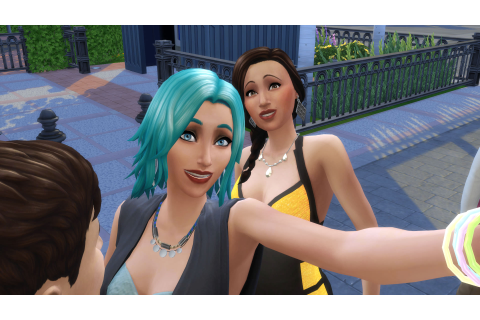Les Sims 4 : Vivre Ensemble - Game Side Story