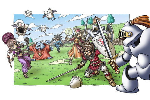 Dragon Quest X Could Get A Western Release | My Nintendo News