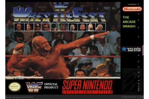 WWF Wrestlefest [1991 Video Game] - bittorrentfairy