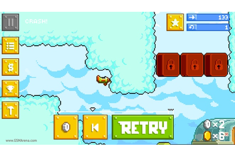 'RETRY' for iOS and Android game review