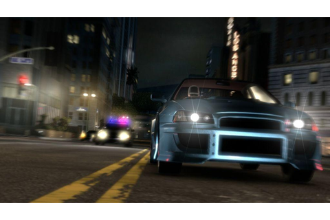 Midnight Club: Los Angeles Review - Gaming Nexus