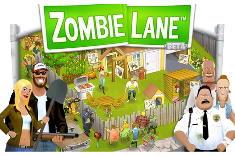"Living on ""Zombie Lane"" 