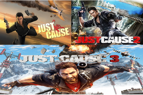 Just Cause 1 , 2 or 3 and WHY you prefer it? Which game ...
