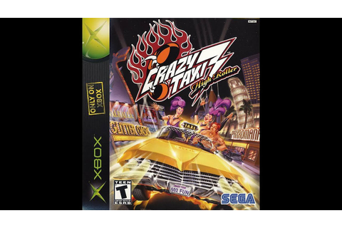 Xbox: Crazy Taxi 3 - High Roller (HD / 60fps) - YouTube