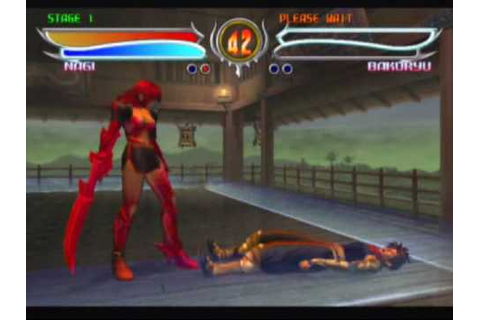 Bloody Roar 4 Game Sample - Playstation 2 - YouTube
