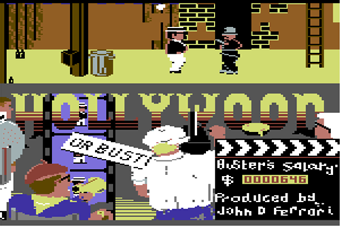 Download Hollywood or Bust (Amstrad CPC) - My Abandonware