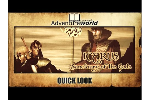 ICARUS: Sanctuary of the Gods - The Complete Story - YouTube