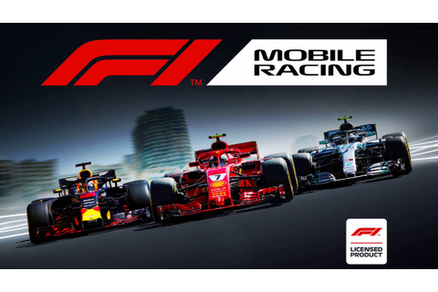 F1 mobile racing ios F1 game from Codemaster first start ...