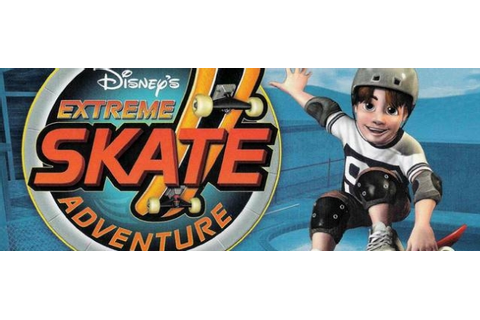 Disney's Extreme Skate Adventure (PS2) – GameCola