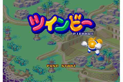 TwinBee RPG – Hardcore Gaming 101