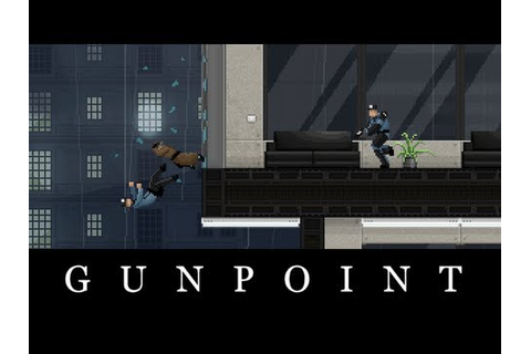 Gunpoint Launch Trailer - A 2D stealth game about rewiring ...