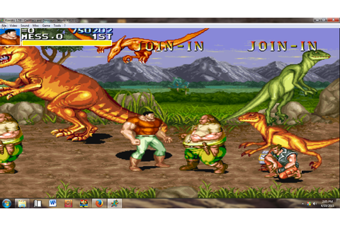 "Free Download Games "" Cadillacs and Dinosaurs ( Mustapha ..."
