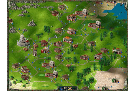 The Settlers 2 (1996) - PC Review and Full Download | Old ...